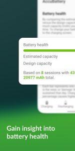 AccuBattery Pro – Battery Health Cracked APK 3