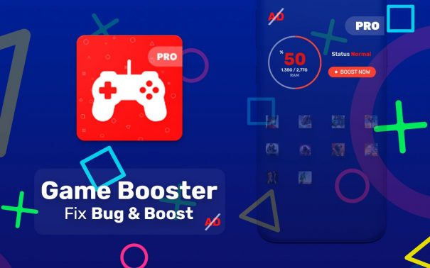 Game Booster Pro mod apk