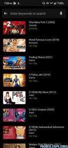 MoviesFire v12.0 Final MOD APK (Ad-Free) 2