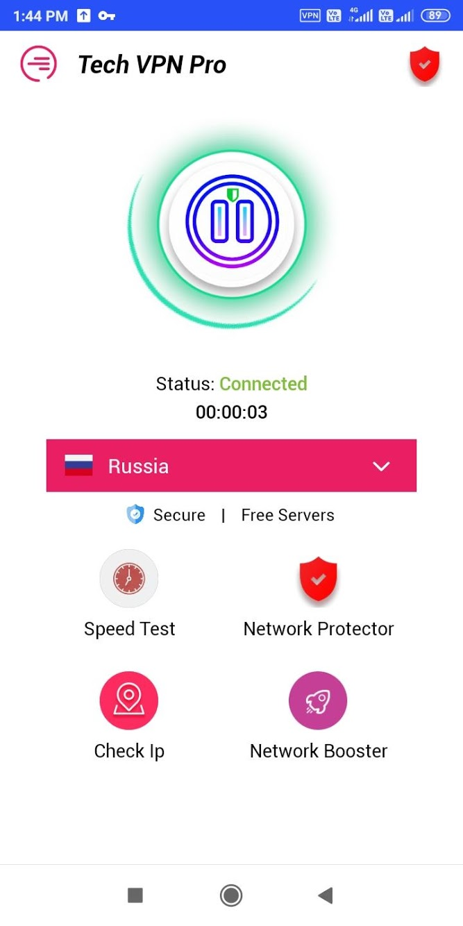 Tech VPN Pro Mod Apk