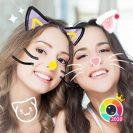 sweet snap camera live face camera photo filters