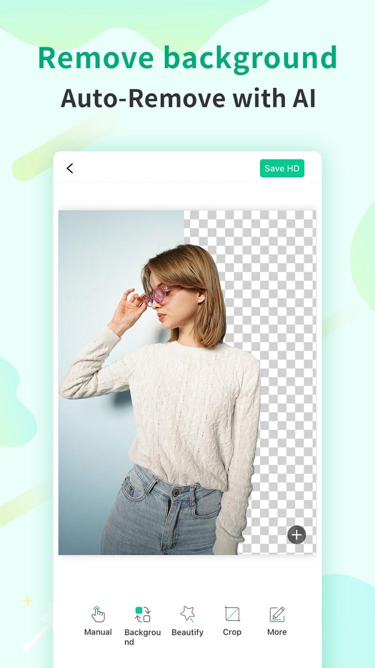 Apowersoft Background Eraser Premium MOD APK