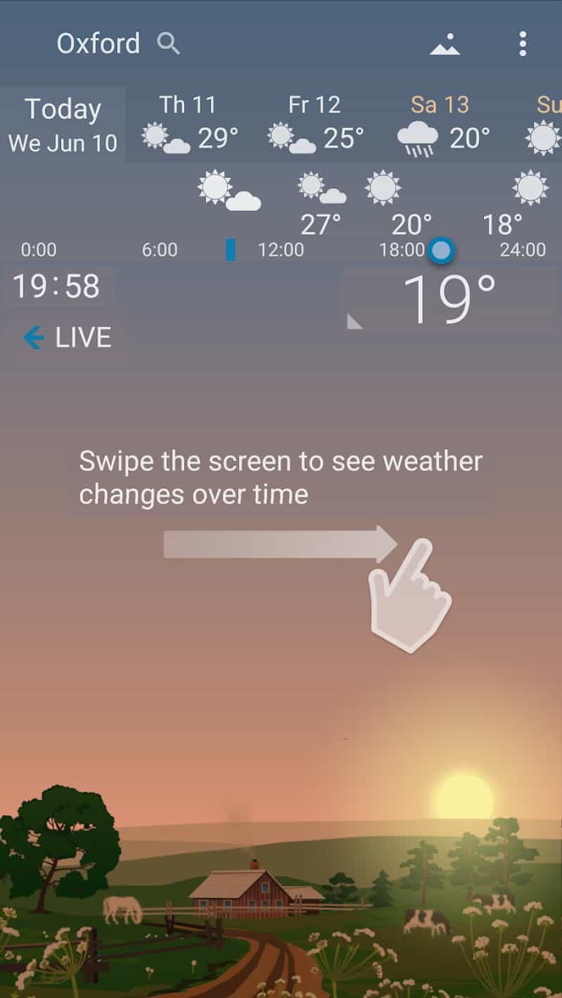 YoWindow Weather Unlimited APK