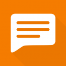 simple sms messenger sms and mms messaging app