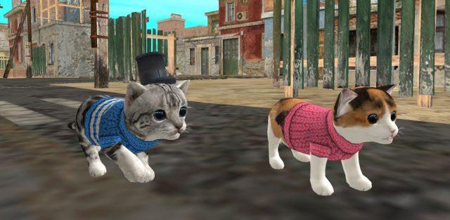 Cat Sim Online mod apk