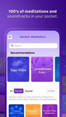 Sattva - Meditation App premium apk