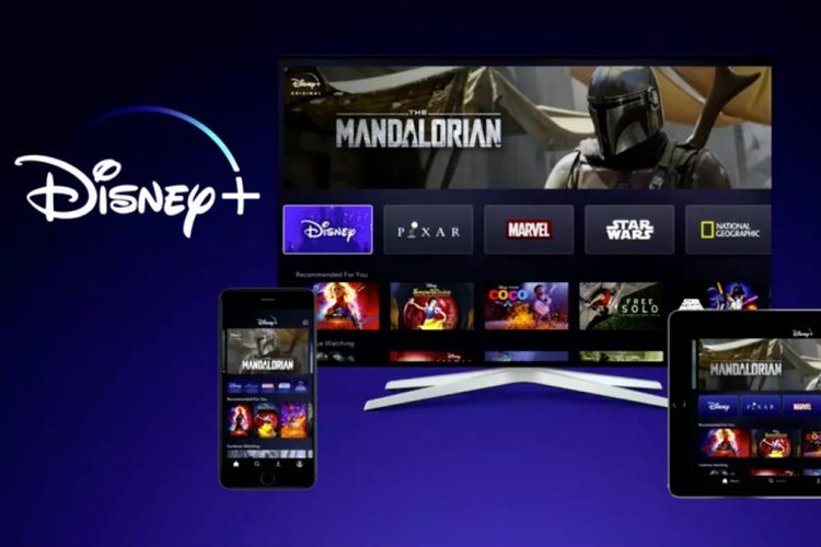 Unlimited Downloading on Disney Plus