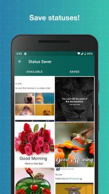 Whats Web for WhatsApp status saver