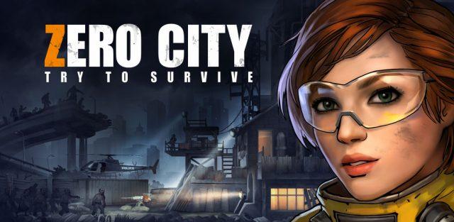 Zero City mod apk one hit