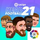head football laliga 2021 skills soccer games