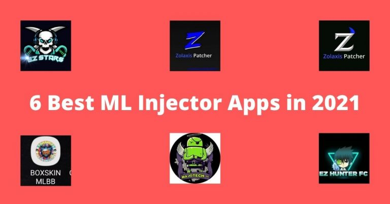 6 Best Mobile Legends (ML) Injector Apps in 2021