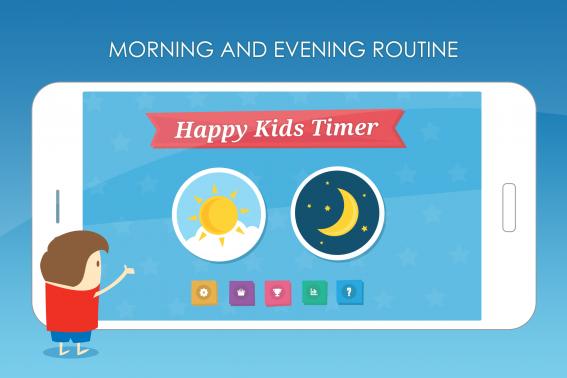 Chores Happy Kids Timer MOD APK