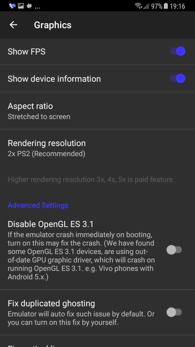 DamonPS2 Pro MOD APK Latest Version
