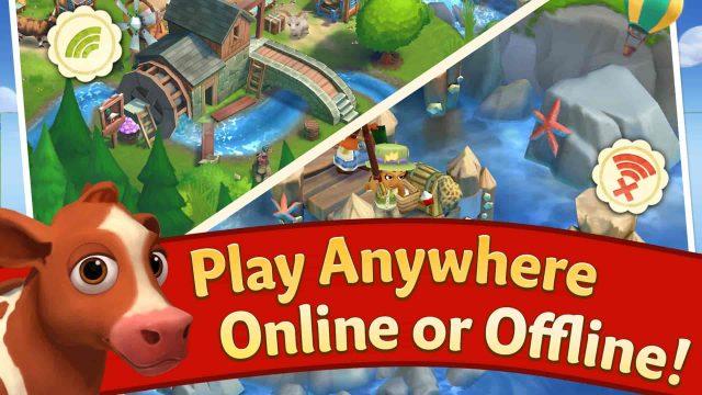Farmville 2 Country Escape Mod apk unlimited money