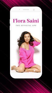 Flora Saini Official App mod apk