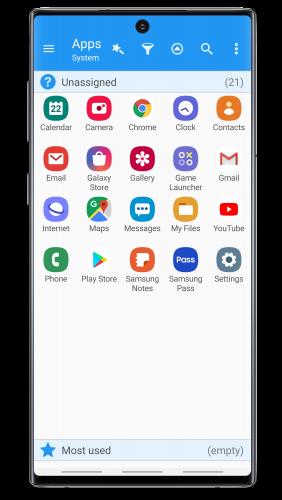 Glextor App Manager & Organizer Patched MOD APK