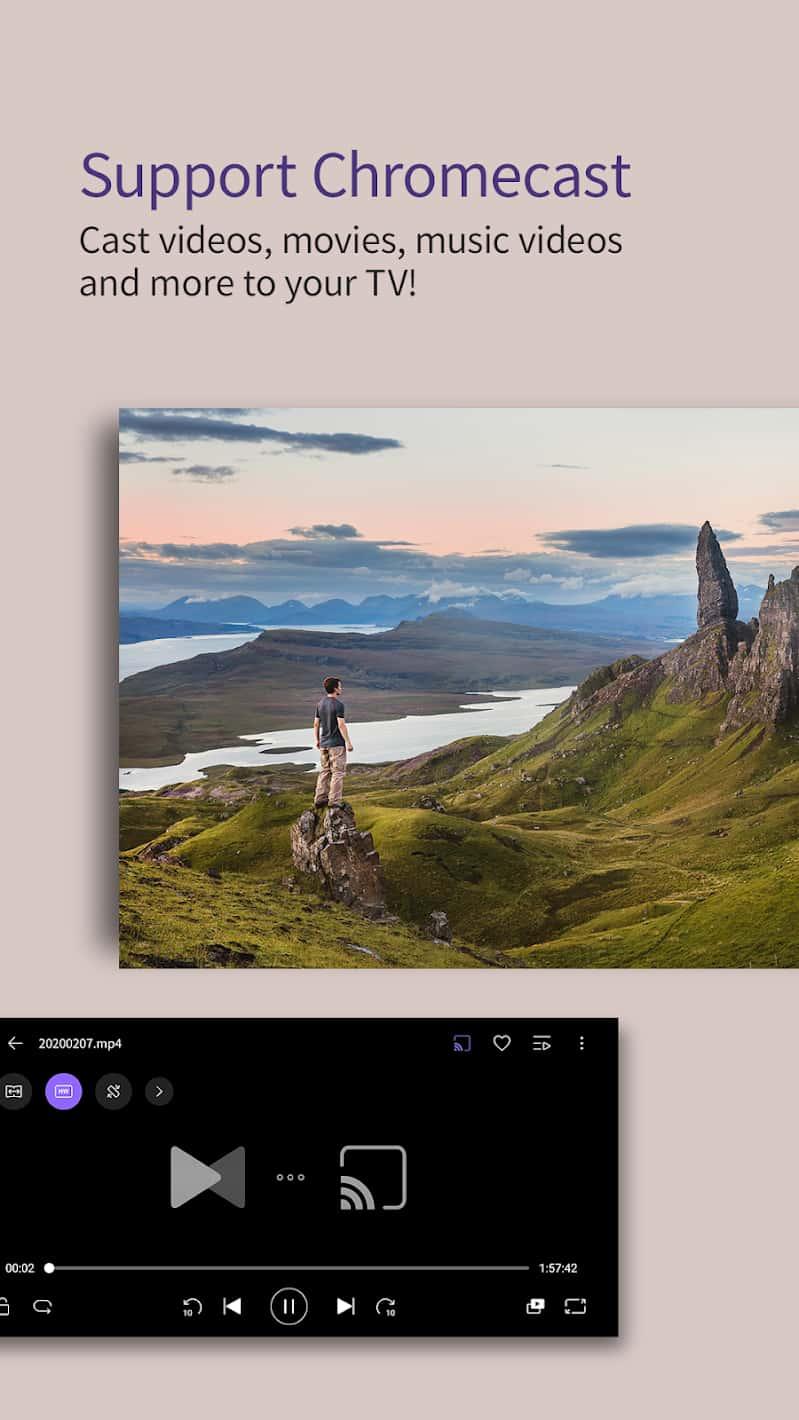KMPlayer Plus APK Mod