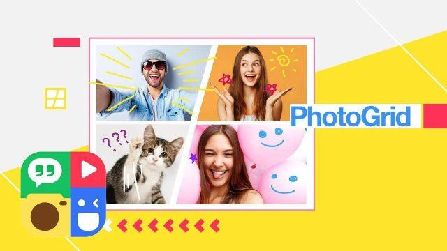 Photo Grid Video Collage Maker poster jpg 75