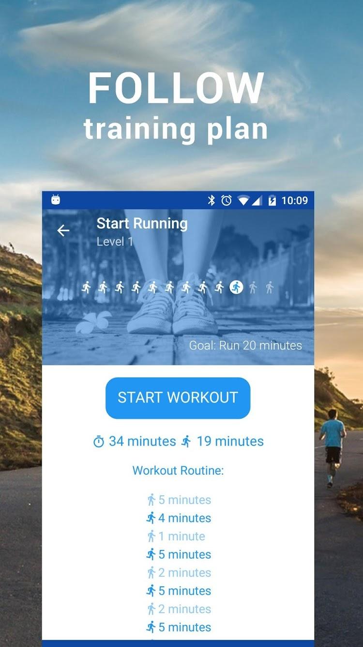 Start to Run Running for Beginners Premium MOD APK