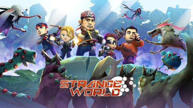 Strange World Mod Apk