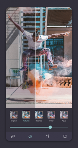 Teo Teal and Orange Filters Premium MOD APK