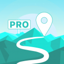 gpx viewer pro tracks routes waypoints