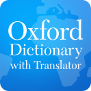 oxford dictionary translator text voice image