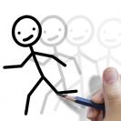 stickman draw animation creator maker drawing