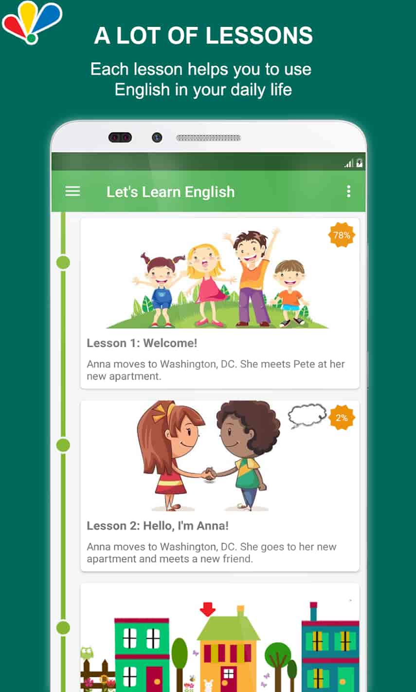 English for Beginners - VOA Learning English Premium MOD APK