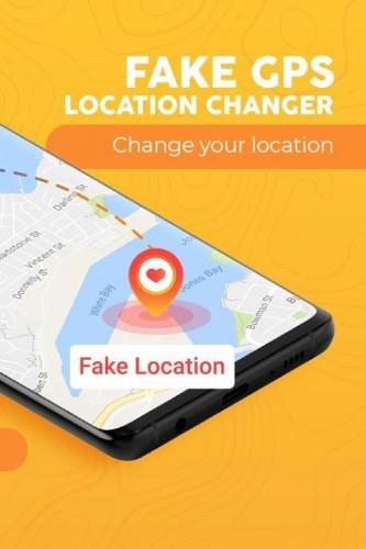 Fake GPS location Joystick - Location Changer APK