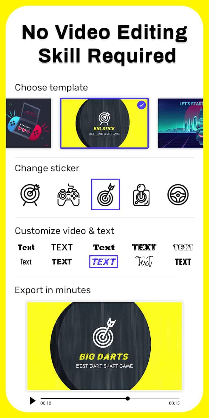 Intro Maker MOD APK Premium Unlocked