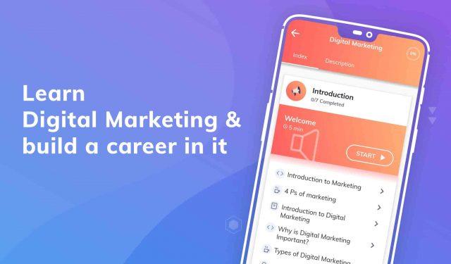 Learn Digital Marketing & Online Marketing PRO APK