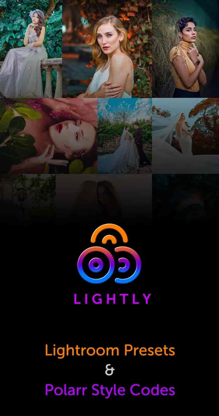 Lightly Lightroom Presets Premium MOD APK