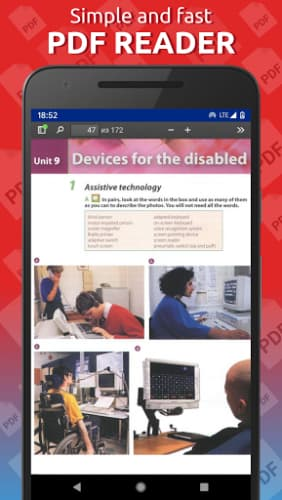 PDF Reader & Viewer MOD APK by Android Tools
