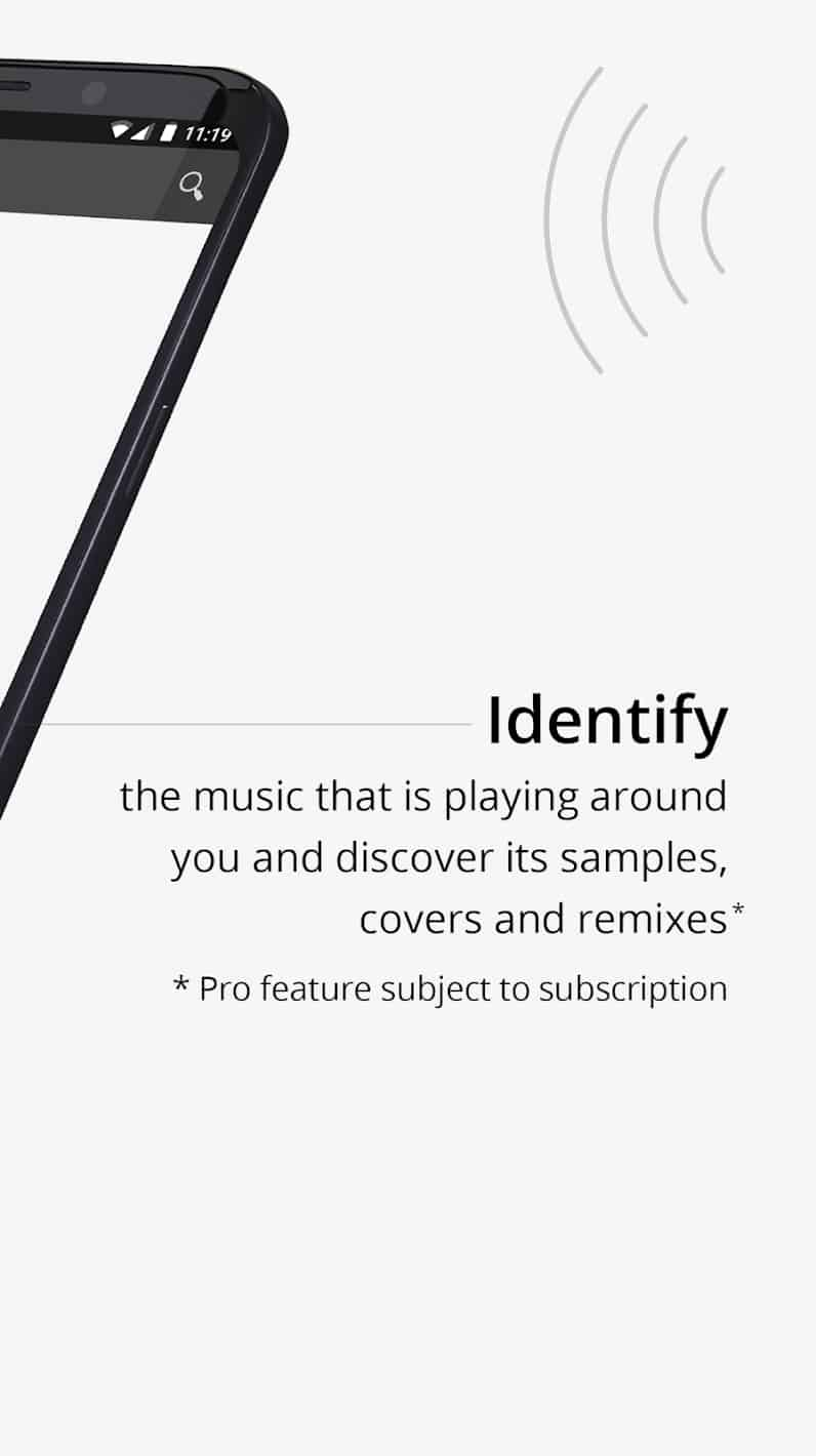 WhoSampled Dig Deeper into Music APK