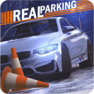 real car parking driving street 3d