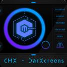 cmx darxcreens · klwp theme