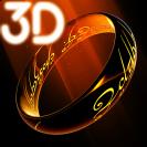 magic one ring parallax 3d live wallpaper